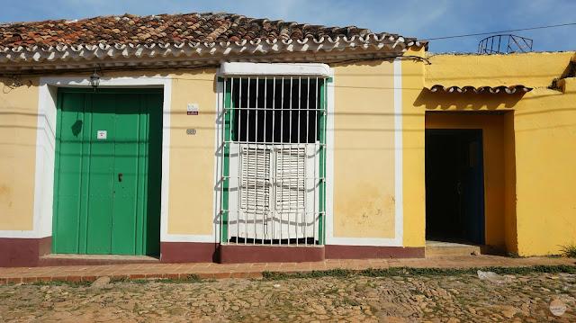 Casa particular en Trinidad