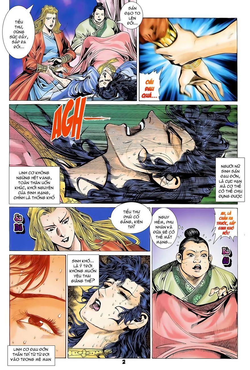 Đại Đường Uy Long chapter 72 trang 10