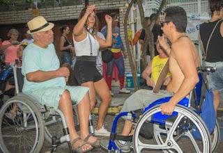 Primeiro bloco da inclusão em Niterói desfilará nesse sábado