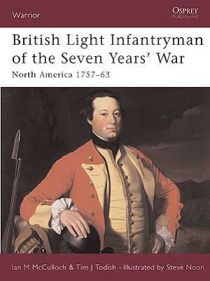 British Light Infantryman of the Seven Years War