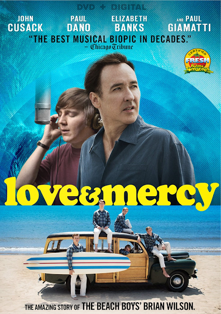 Love & Mercy [2015] [DVD5] [Latino]