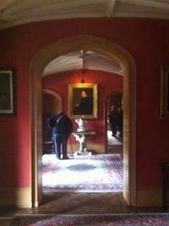 Hughenden Entrance Hall