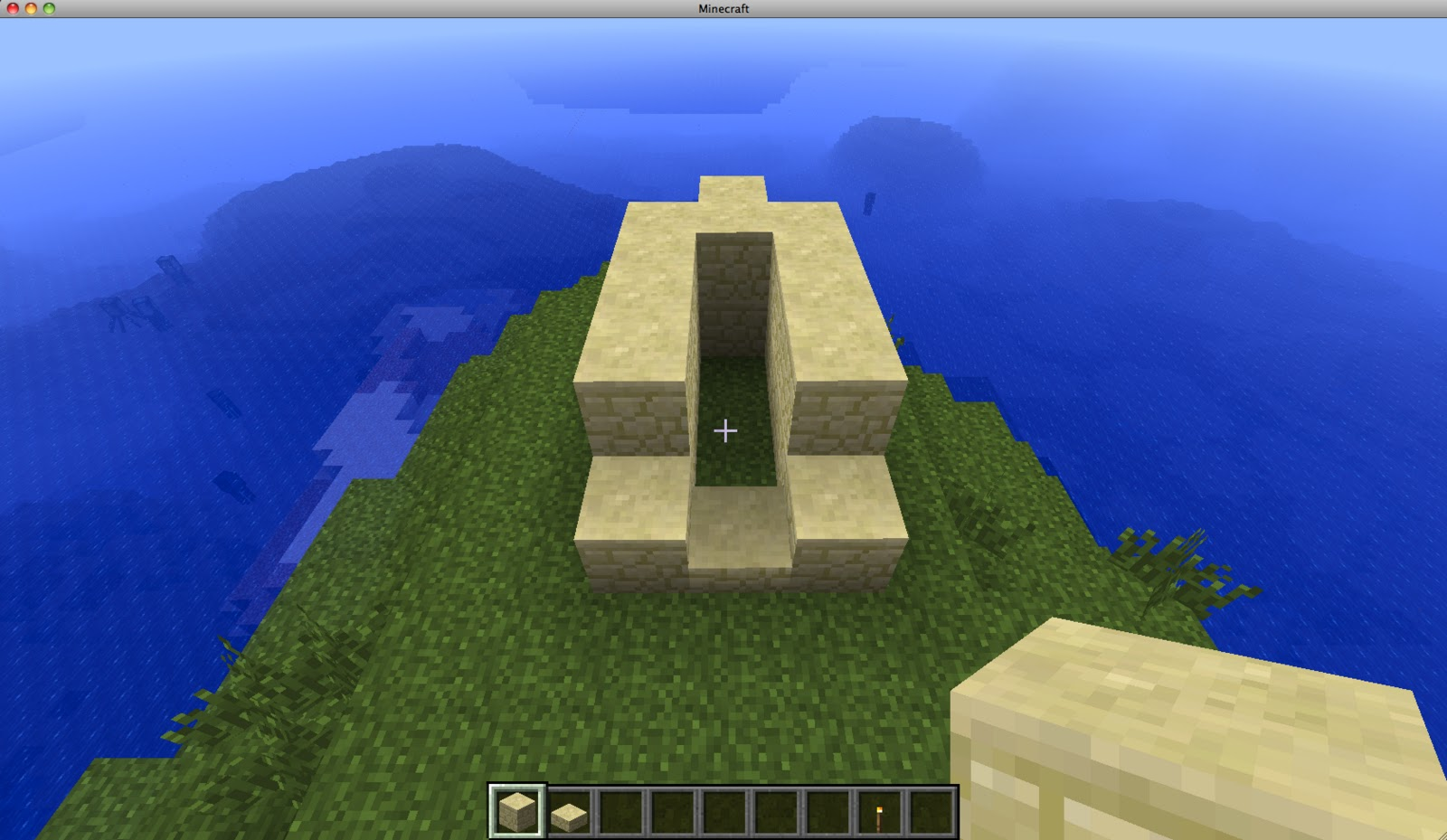 made this on minecraft - photo #18