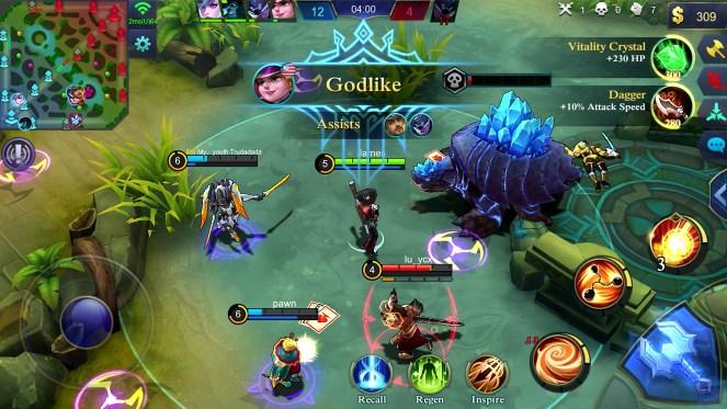 5 Game MOBA Terbaik Untuk Android