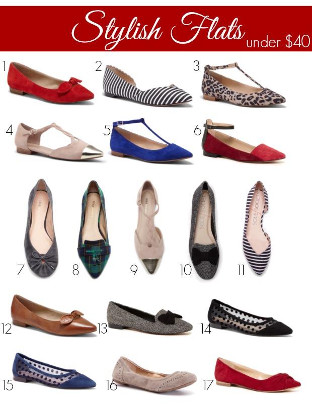 Wardrobe Wednesday - Flats d5f5982e431