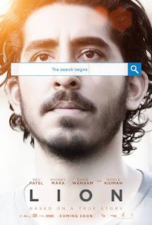 Lion - Poster & Trailer