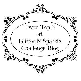 Top 3 at Glitter `N` Sparkle !