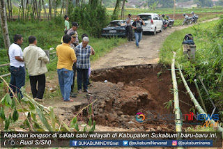 Wilayah Kecamatan Geugeurbitung merupakan salah satu wilayah yang masuk dalam kategori zona merah rawan bencana di Kabupaten Sukabumi.
