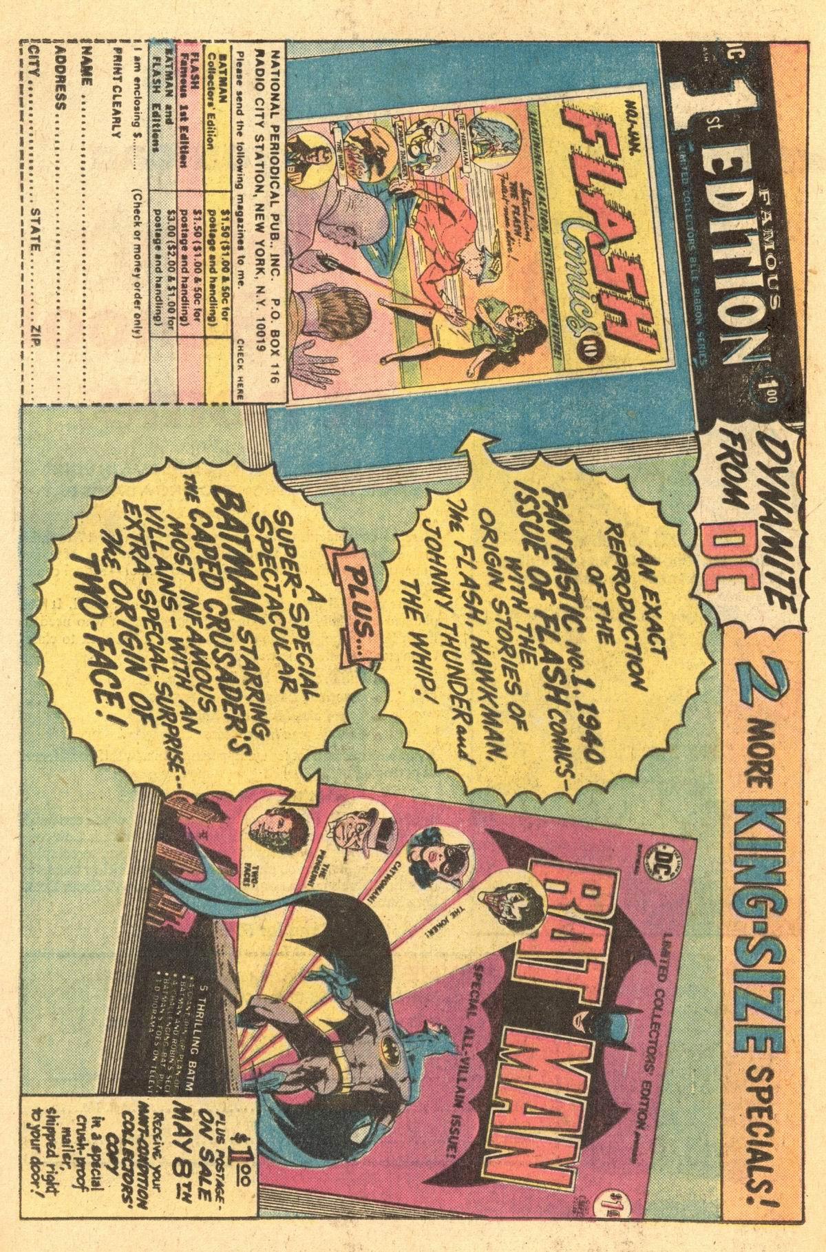 Detective Comics (1937) 450 Page 23