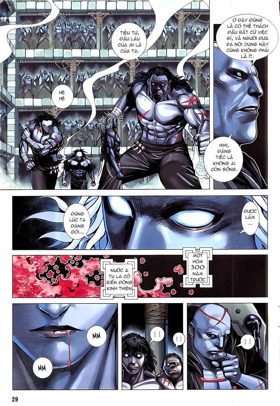 Tây Du chap 56 page 29 - IZTruyenTranh.com