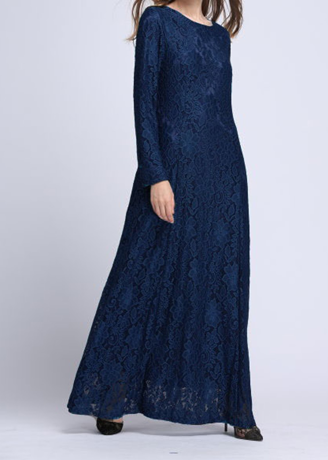 Galerry lace dress murah
