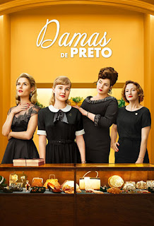 Damas de Preto - BDRip Dual Áudio