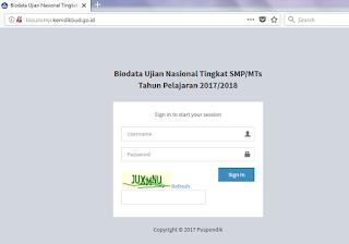 https://biounsmp.kemdikbud.go.id/ Alamat Website Bio UN SMP/MTs