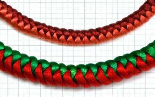 Como hacer Pulseras de Nudo de Serpiente