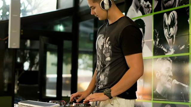 Dos bastidores as pistas, conheça a história do DJ Big Petter