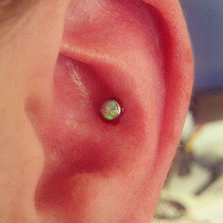 Conch Piercing - Types, Pain, Healing, Jewelry, Cost, Aftercare