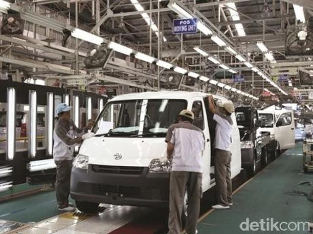 Mobil 'Made in Indonesia' yang Laris Manis di Negeri Orang
