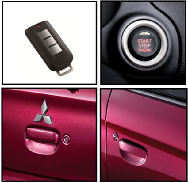 tekhnologi New Mitsubishi Mirage 2016