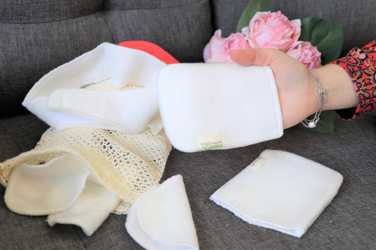 les gommettes de melo coton bio lavable écolo economique planete les tendances d'emma carre reutilisable avis commande