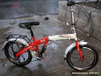 Sepeda Lipat Exotic Classic 2.0 6 Speed 18 Inci