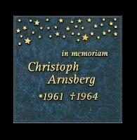 bronzen plaat, grafsteen tekstplaat