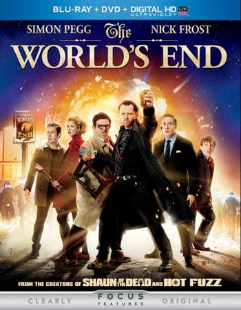 The World's End 2013 English 300MB BRRip 480p ESubs
