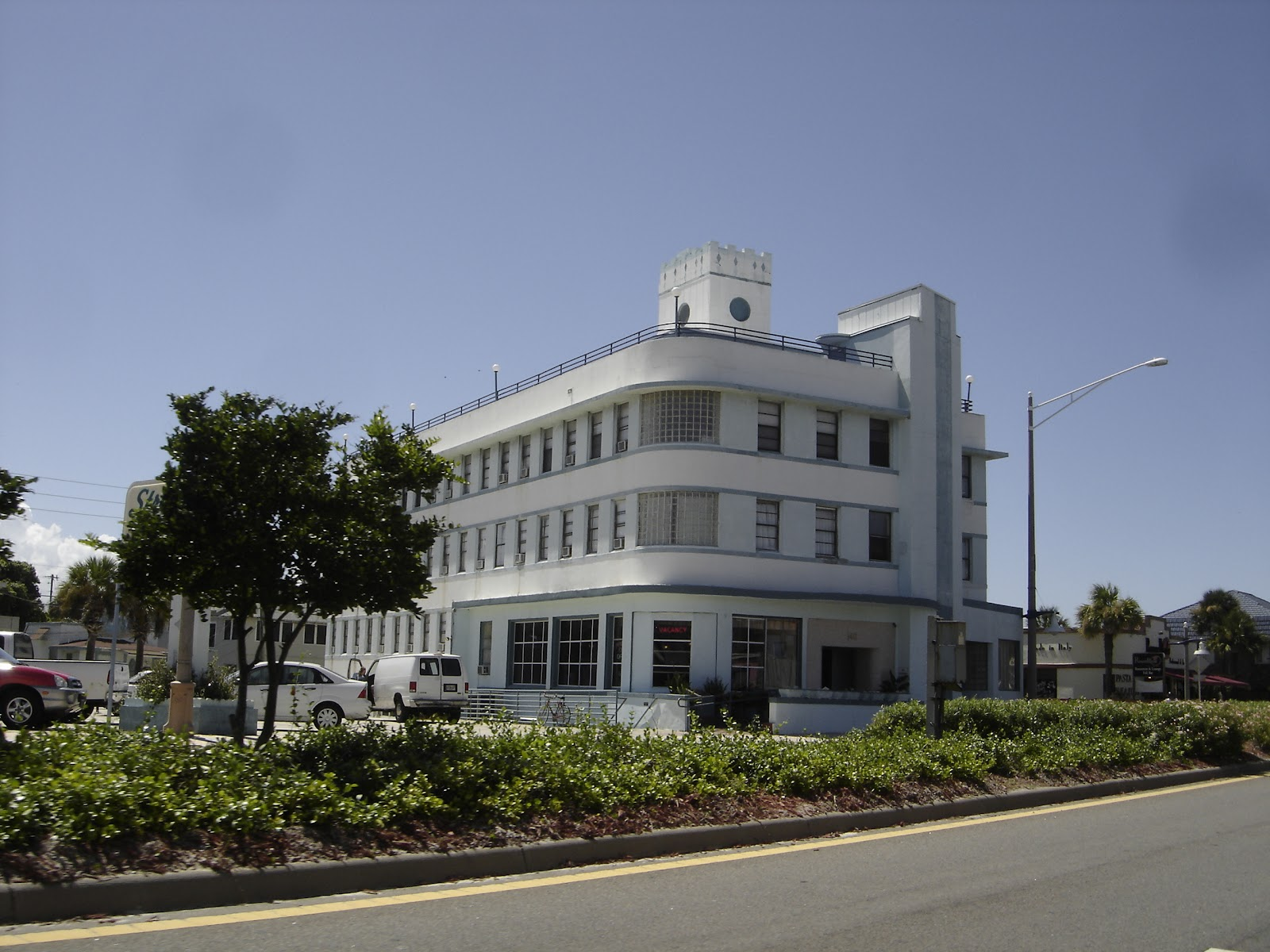 Places To Go Buildings To See Streamline Hotel Daytona