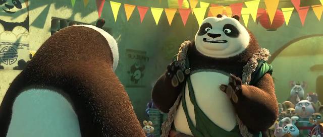 Kung Fu Panda 3 (2016) 720p BRRip Dual Audio Download