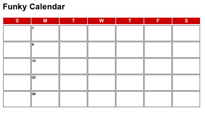 Calendar Planner Nodejs : Japh r by chris strom a simple node js couchdb calendar