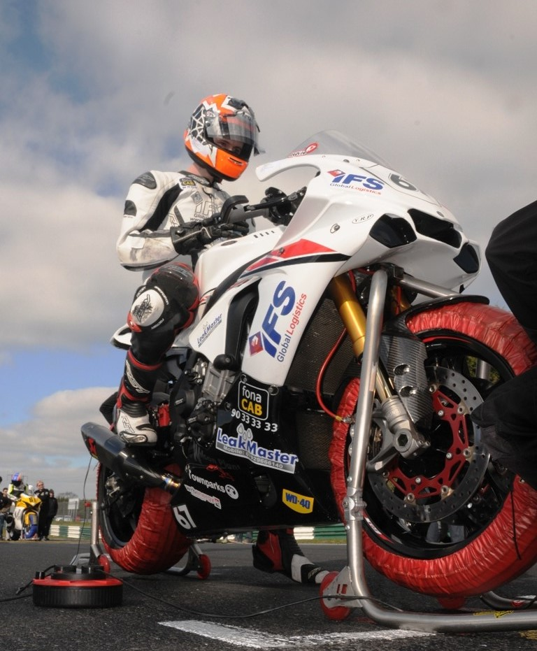 British Superstock season continues for Young Racer Award ...