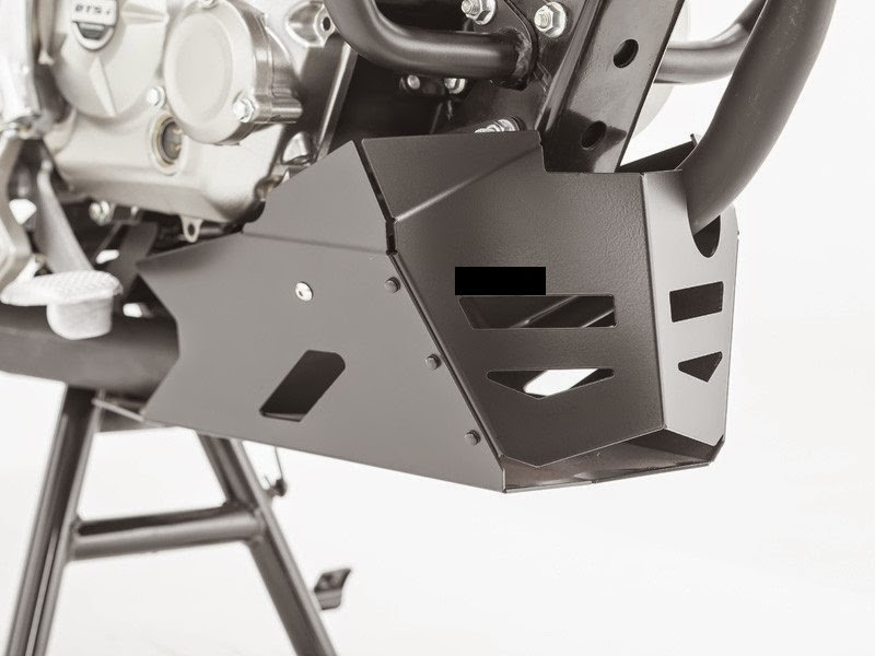 Como Cuidar el motor de una motocicleta: Protector de Moto