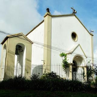 Capela de Nossa Senhora de Belém - Praça Belém Velho, Porto Alegre