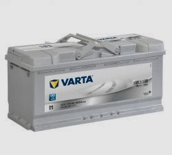 varta silver dinamik serisi oto aküsü fiyatları 12 volt 110 amper