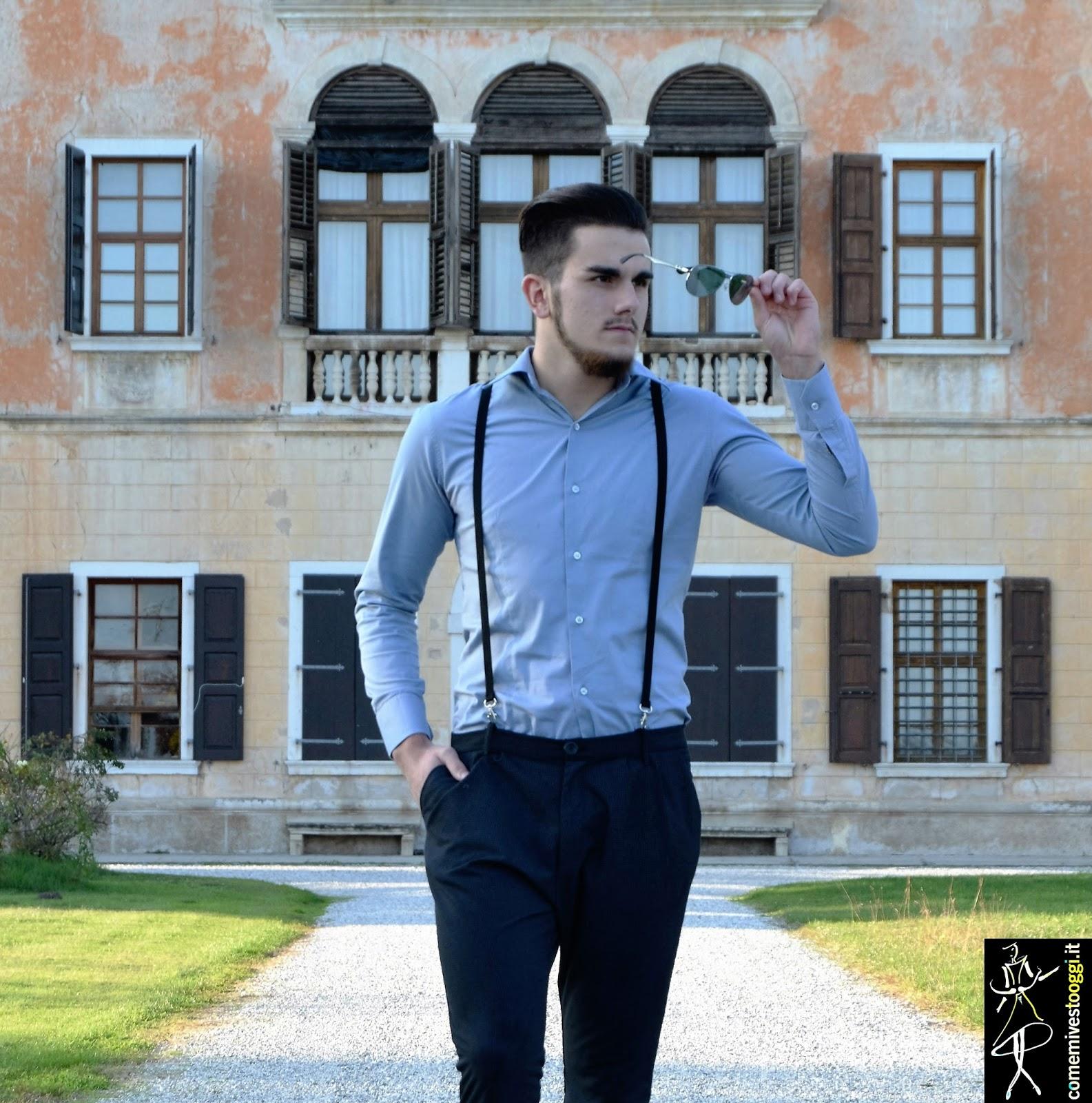 ultima vendita personalizzate a piedi a Come indossare le bretelle in modo casual romantic. | Come ...