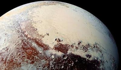 Bukti Lebih Lanjut Tentang Adanya Laut di Pluto