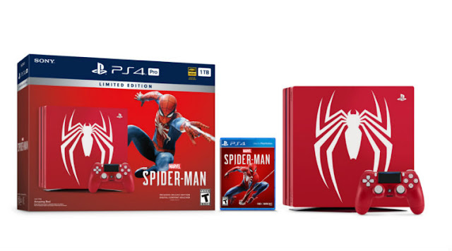 ps4 spider-man special edition