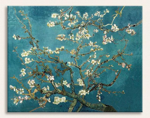 Vincent Willem van Gogh Badem Çiçekleri