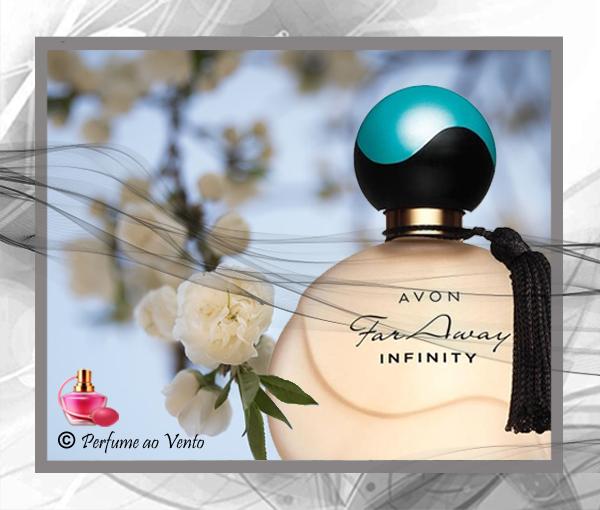 PERFUME AO VENTO - FAR AWAY INFINITY - AVON