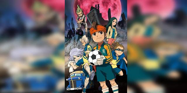 Rekomendasi anime Sports bertemakan Sepak Bola Terbaik Inazuma Eleven