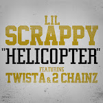 Lil Scrappy - Helicopter (feat. 2 Chainz & Twista) - Single Cover