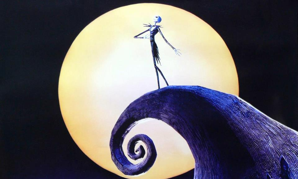 the nightmare before christmas 3d blu ray arrives - Nightmare Before Christmas 3d