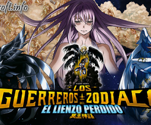 Saint Seiya The Lost Canvas 26/26 Audio Español Latino [Mega]