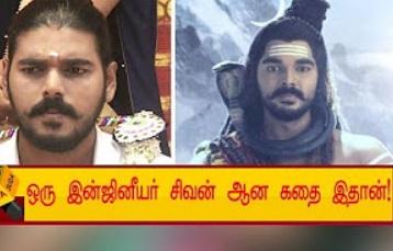 Tamil Kadavul murugan serial actor sasindhar interview