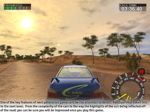 RalliSport Challenge PC Game