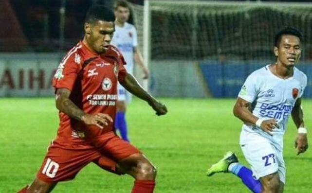PSM Makassar Sukses Memenangkan Laga Melawan Semen Padang Dengan Skor Telak 4-0