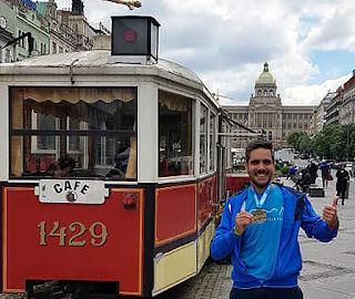 Maratón Praga