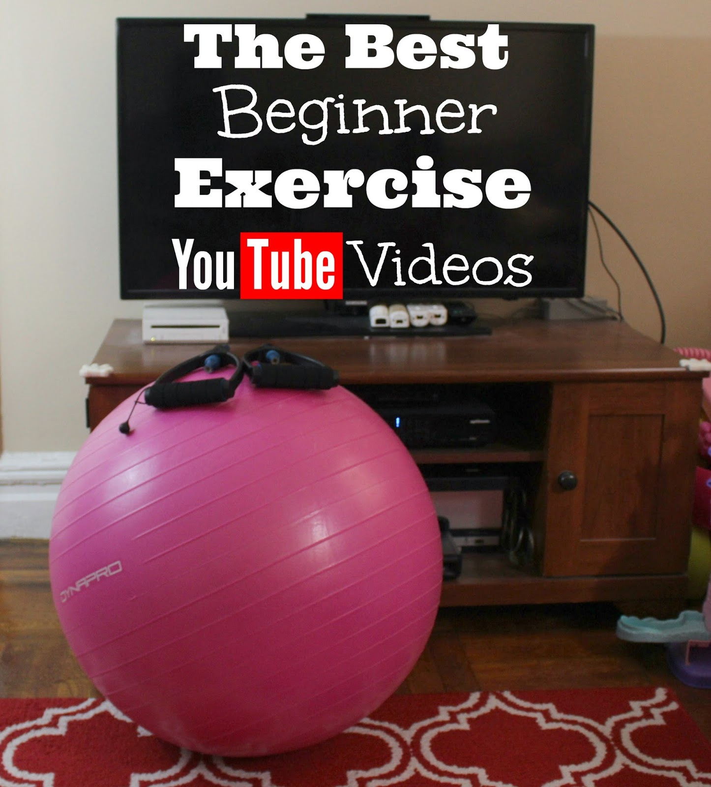 The Best Beginner Exercise YouTube Videos - First Time Mom