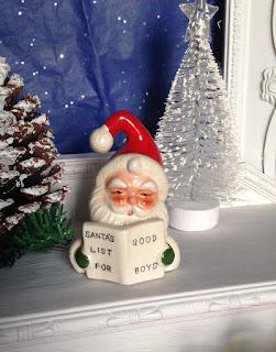 Santa Bell made in Japan
