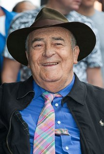 Bernardo Bertolucci. Director of The Last Emperor