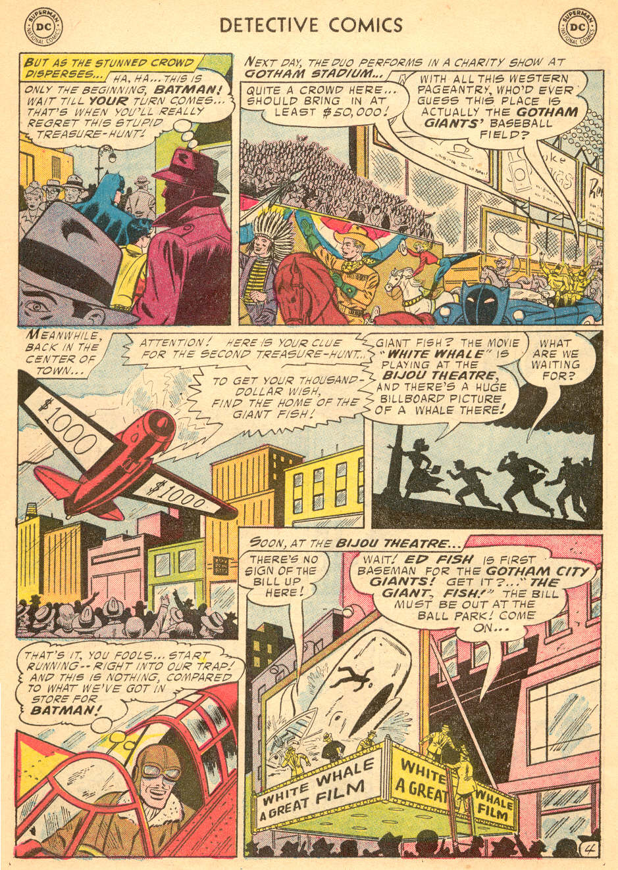 Read online Detective Comics (1937) comic -  Issue #242 - 6